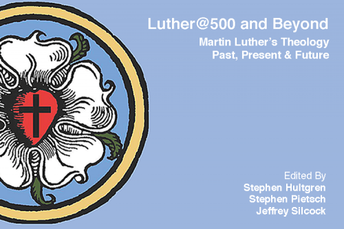 luther@500 book launch